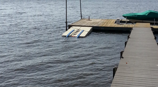 Dock Repair Prevention with Spring Maintenance