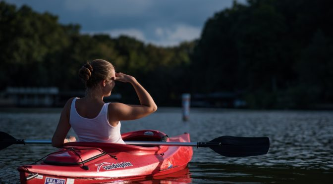 Beginner Kayak Features to Get You Out on the Water