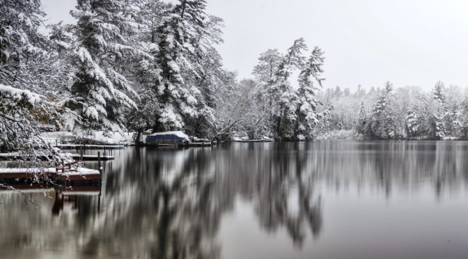 What to Check for a Winter-Ready Dock