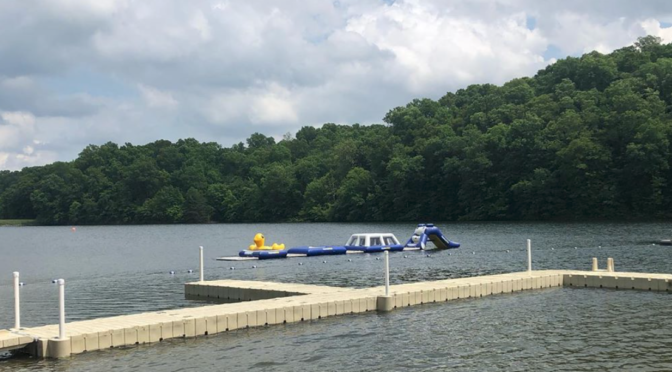 Fun Waterfront Features for Summer Camps and Parks